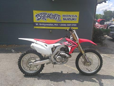 2015 Honda CRF®450R in West Bridgewater, Massachusetts