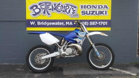 2014 Yamaha YZ250 in West Bridgewater, Massachusetts