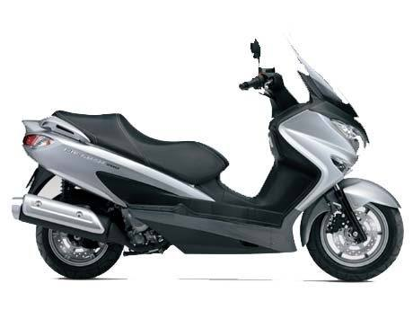 2014 Suzuki Burgman™ 200 ABS in West Bridgewater, Massachusetts