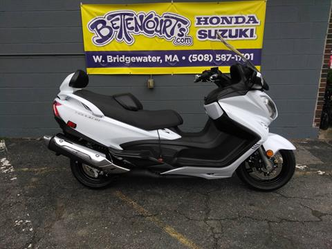 2013 Suzuki Burgman™ 650 ABS in West Bridgewater, Massachusetts