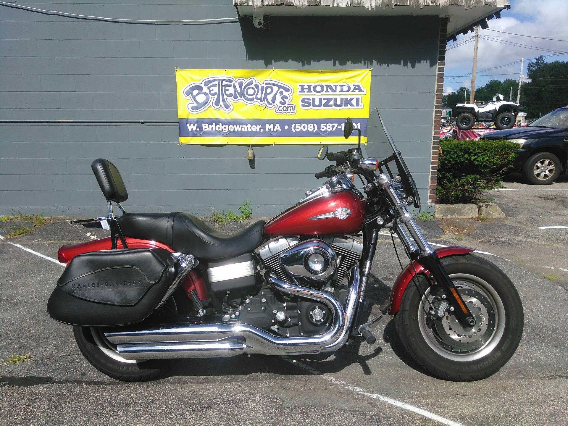 2009 Harley-Davidson Dyna® Fat Bob® in West Bridgewater, Massachusetts - Photo 1
