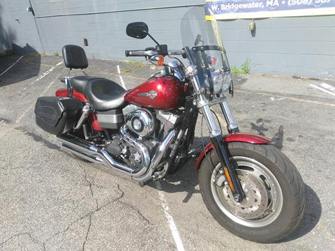 2009 Harley-Davidson Dyna® Fat Bob® in West Bridgewater, Massachusetts - Photo 2