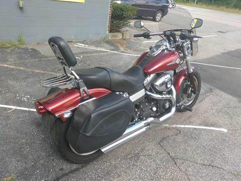 2009 Harley-Davidson Dyna® Fat Bob® in West Bridgewater, Massachusetts - Photo 6