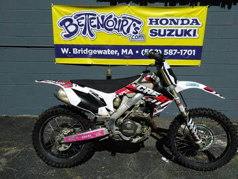 2011 Honda CRF®450R in West Bridgewater, Massachusetts