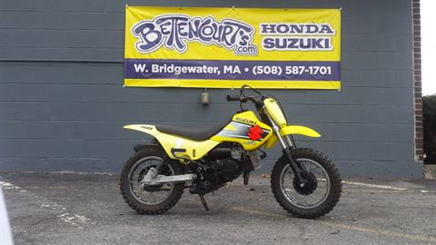 2002 Suzuki JR-50 in West Bridgewater, Massachusetts