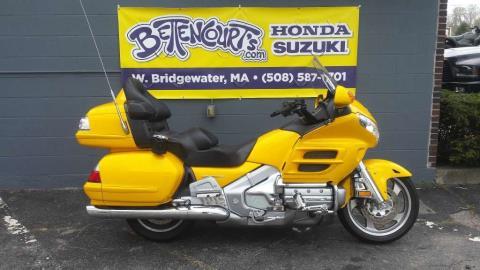2010 Honda Gold Wing® Audio Comfort in West Bridgewater, Massachusetts