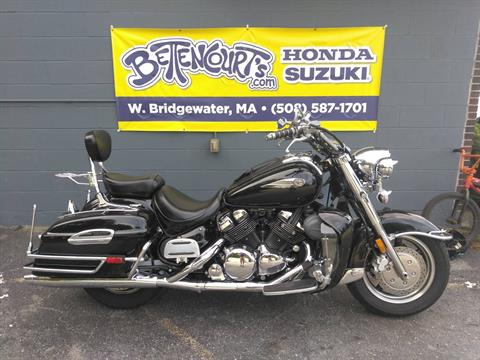 2006 Yamaha Royal Star® Midnight Tour Deluxe in West Bridgewater, Massachusetts