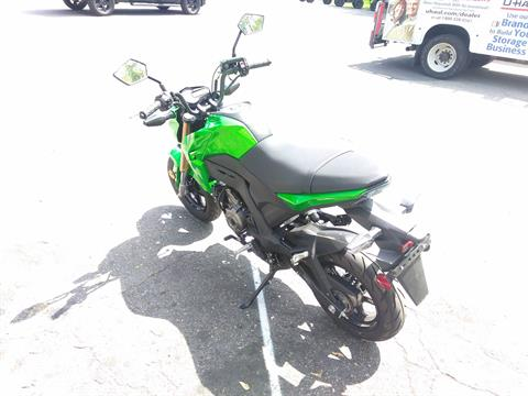 2017 Kawasaki Z125 Pro in West Bridgewater, Massachusetts - Photo 5