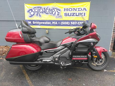 2015 Honda Gold Wing® ABS in West Bridgewater, Massachusetts
