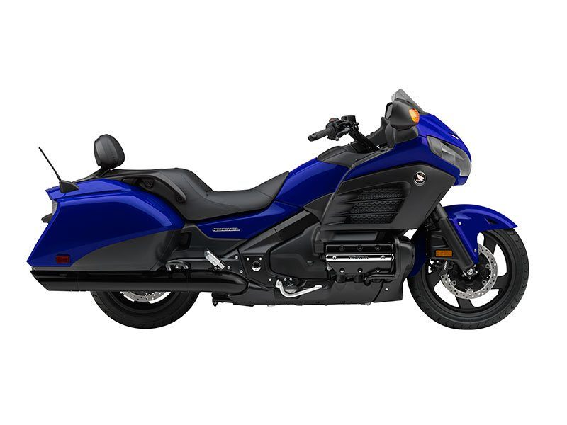 2015 Honda Gold Wing F6B® Deluxe in West Bridgewater, Massachusetts