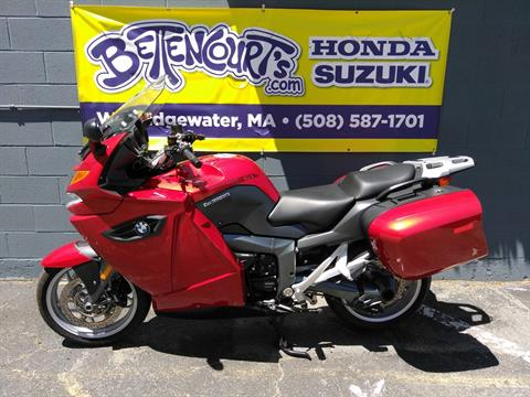 2010 BMW K 1300 GT in West Bridgewater, Massachusetts