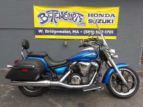 2012 Yamaha V Star 950 Tourer in West Bridgewater, Massachusetts