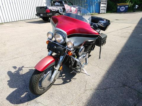 2003 Kawasaki Vulcan® 1500 Classic in West Bridgewater, Massachusetts - Photo 3