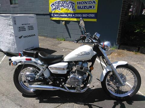 2006 Honda Rebel® in West Bridgewater, Massachusetts