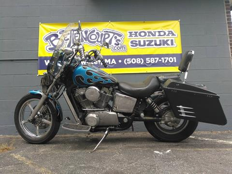 1992 Honda VT1100C in West Bridgewater, Massachusetts