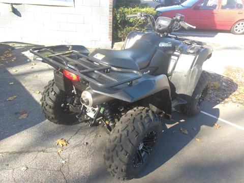 2018 Suzuki KingQuad 750AXi Power Steering Special Edition in West Bridgewater, Massachusetts - Photo 2