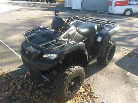 2018 Suzuki KingQuad 750AXi Power Steering Special Edition in West Bridgewater, Massachusetts - Photo 5