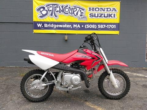 2016 Honda CRF50F in West Bridgewater, Massachusetts