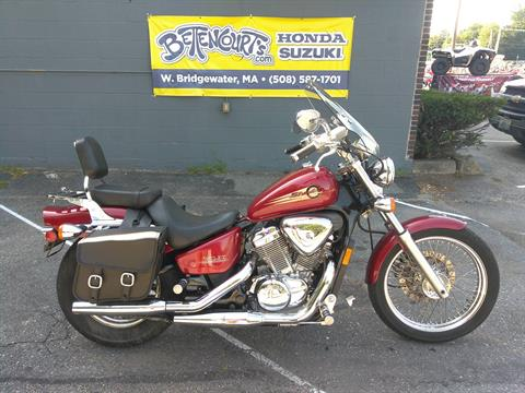 2003 Honda Shadow VLX Deluxe in West Bridgewater, Massachusetts
