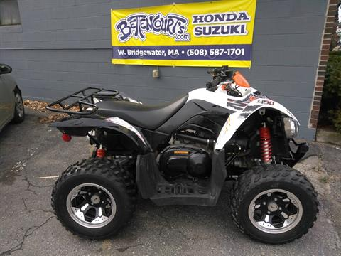 2016 Arctic Cat XC 450 in West Bridgewater, Massachusetts