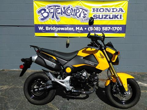 2015 Honda Grom® in West Bridgewater, Massachusetts