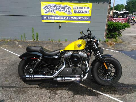2017 Harley-Davidson Forty-Eight® in West Bridgewater, Massachusetts - Photo 1