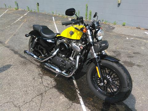 2017 Harley-Davidson Forty-Eight® in West Bridgewater, Massachusetts - Photo 2