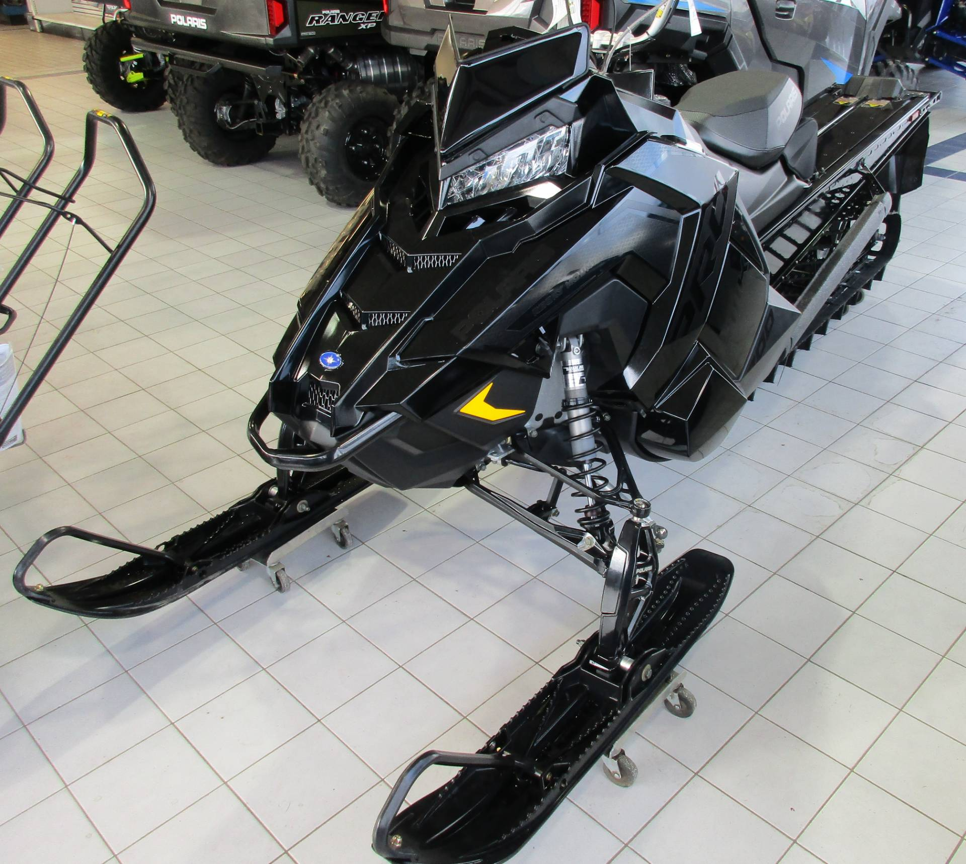 2019 Polaris 800 PRO-RMK 163 Snowcheck Select 3.0 in Anchorage, Alaska - Photo 1