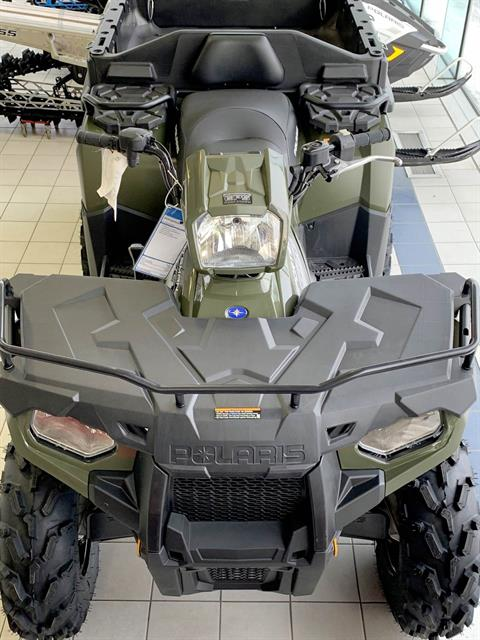 2019 Polaris Sportsman 6x6 570 in Anchorage, Alaska - Photo 1
