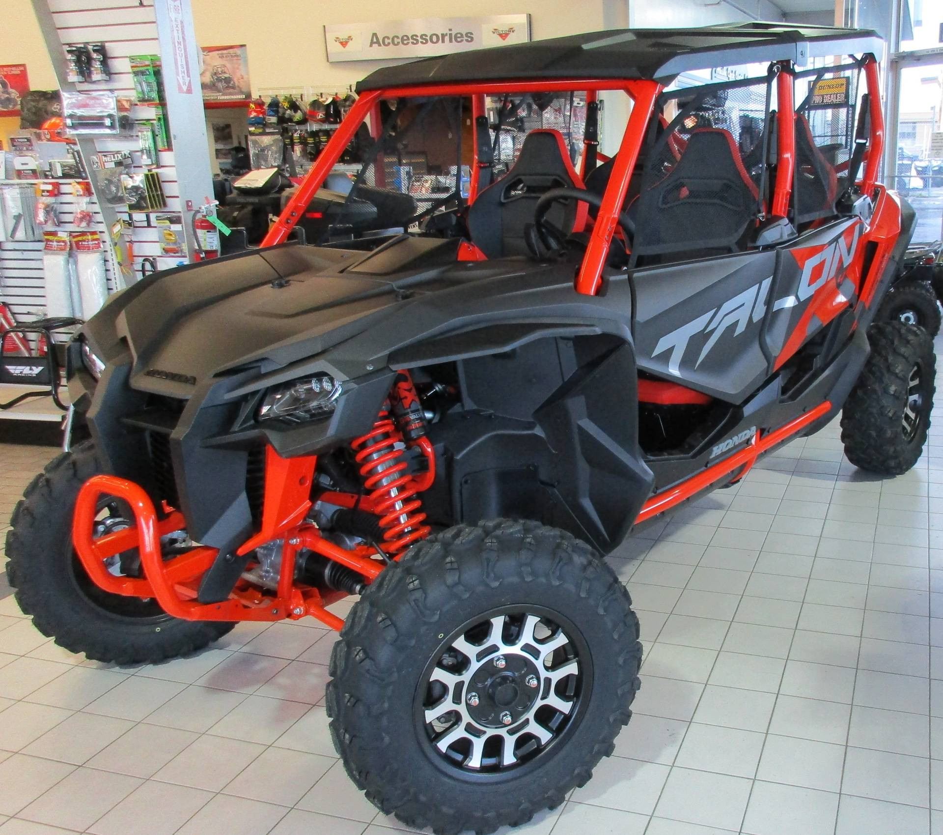 2020 Honda Talon 1000X-4 FOX Live Valve in Anchorage, Alaska - Photo 1