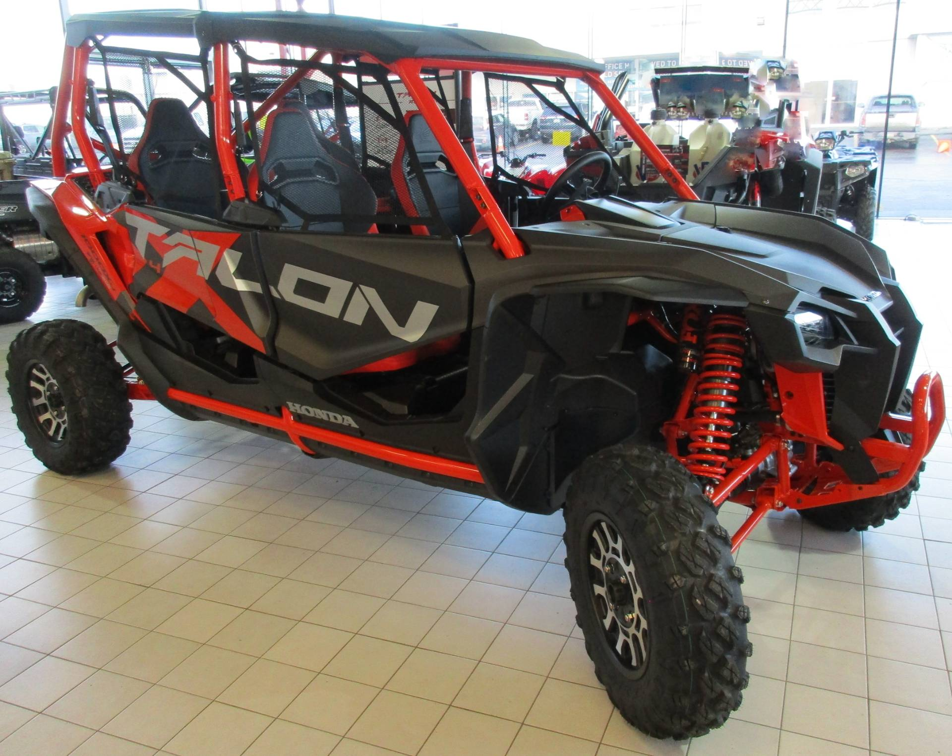 2020 Honda Talon 1000X-4 FOX Live Valve in Anchorage, Alaska - Photo 2