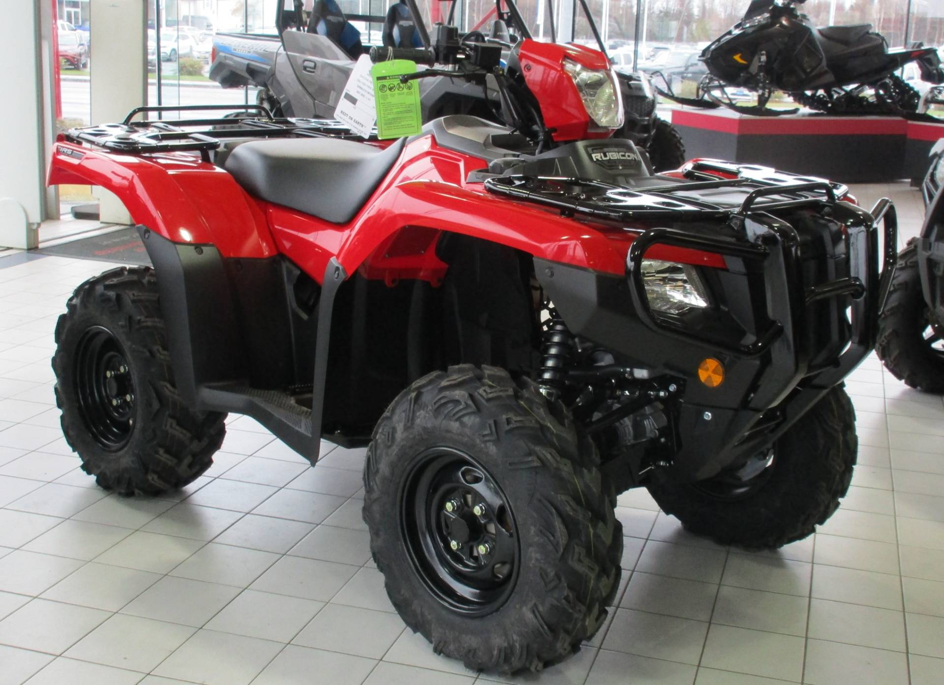 2020 Honda FourTrax Foreman Rubicon 4x4 EPS in Anchorage, Alaska - Photo 1