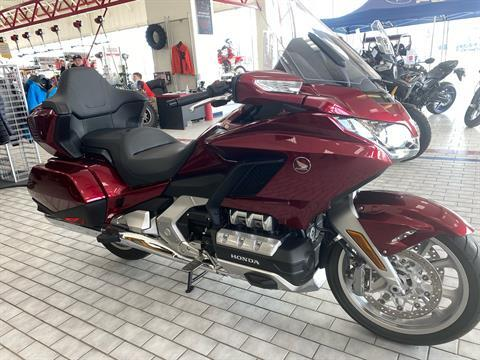 2019 Honda Gold Wing Tour Automatic DCT in Anchorage, Alaska - Photo 1