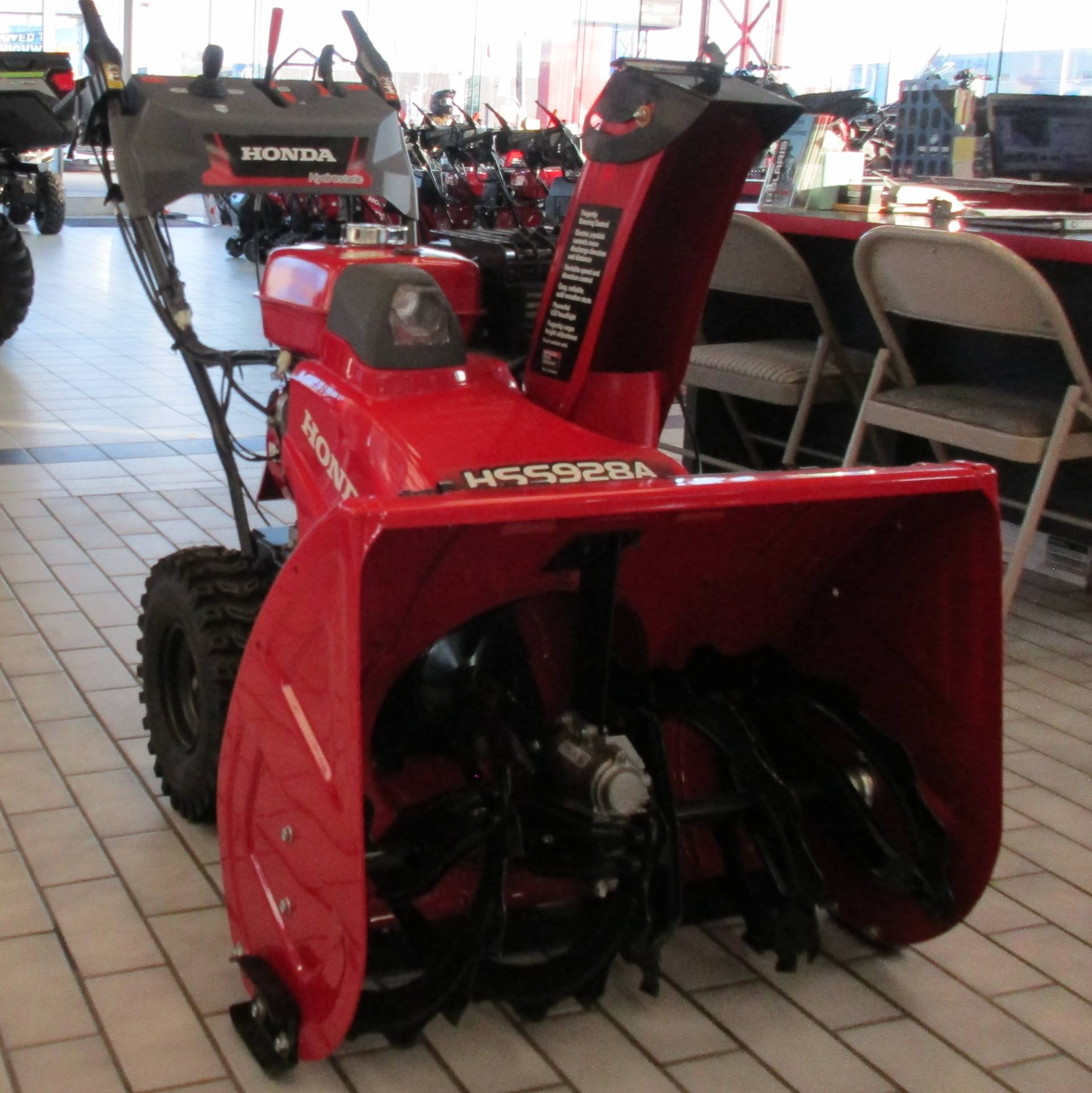 Honda Power Equipment HSS928AW in Anchorage, Alaska - Photo 1