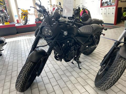 2021 Honda Rebel 500 ABS SE in Anchorage, Alaska - Photo 5