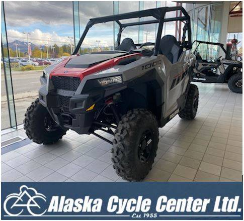 2021 Polaris General 1000 Sport in Anchorage, Alaska - Photo 1