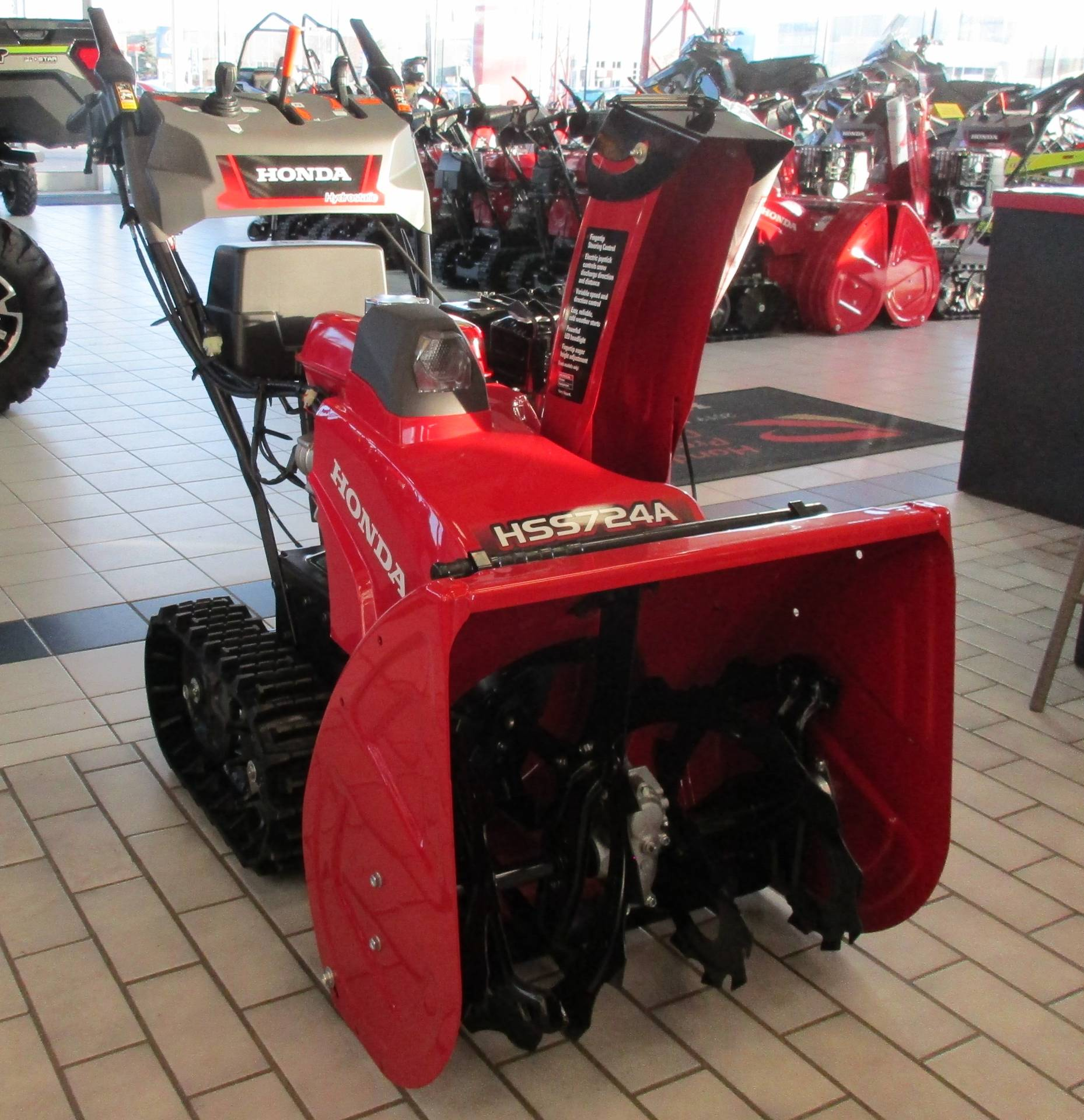 Honda Power Equipment HSS724ATD in Anchorage, Alaska - Photo 1