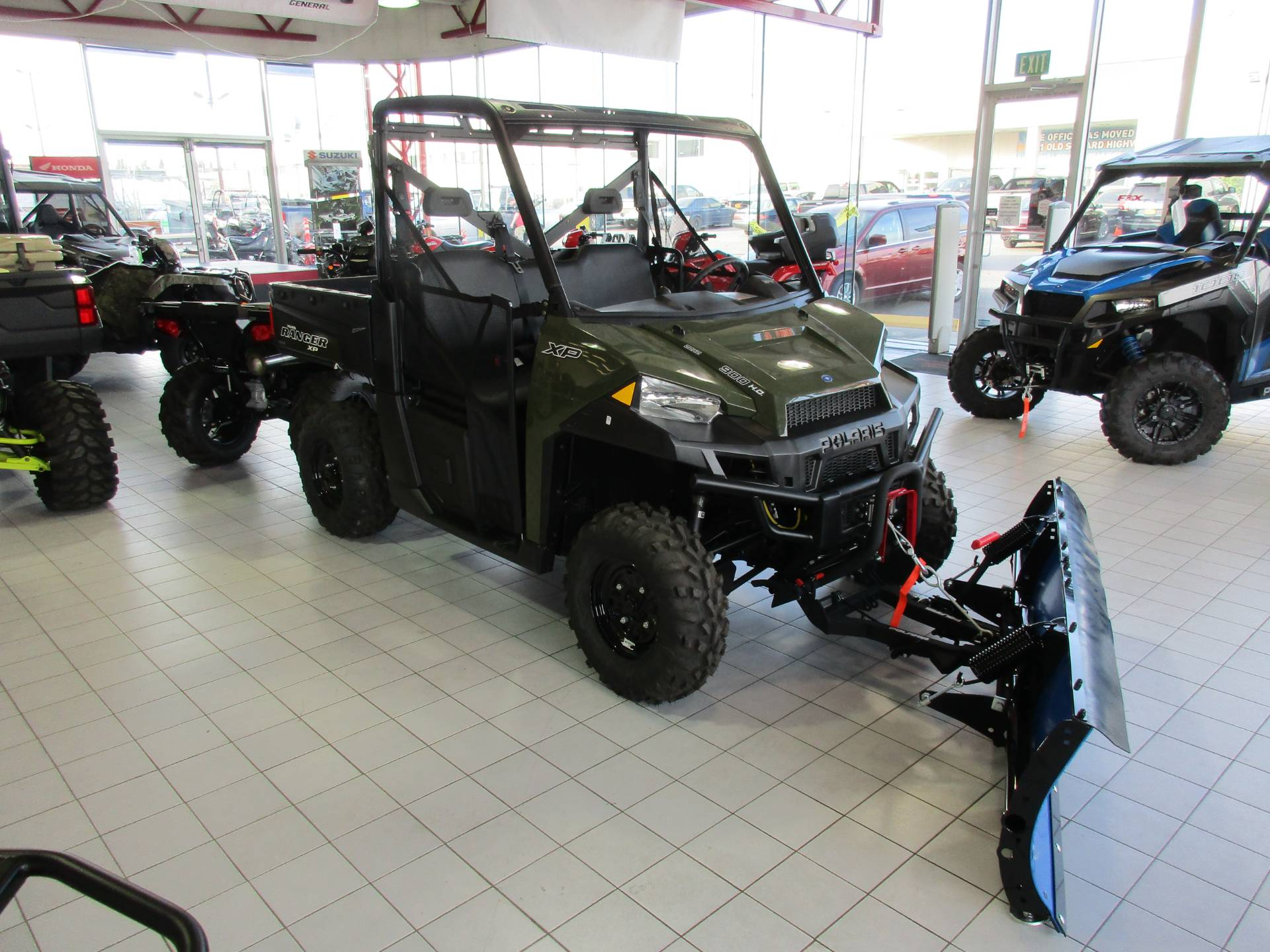 2019 Polaris Ranger XP 900 EPS in Anchorage, Alaska - Photo 2