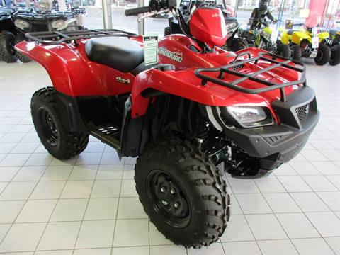 2018 Suzuki KingQuad 500AXi Power Steering in Anchorage, Alaska - Photo 2
