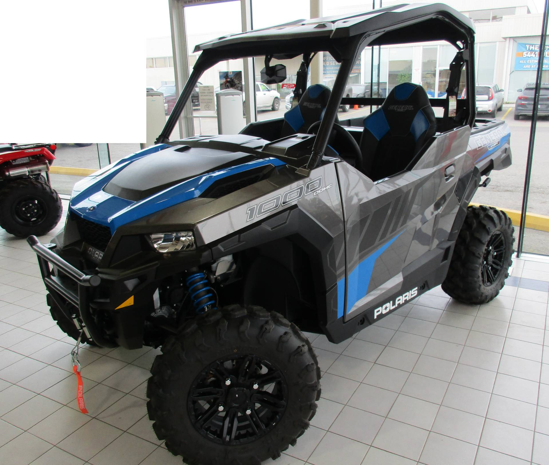 2019 Polaris General 1000 EPS Deluxe in Anchorage, Alaska - Photo 2