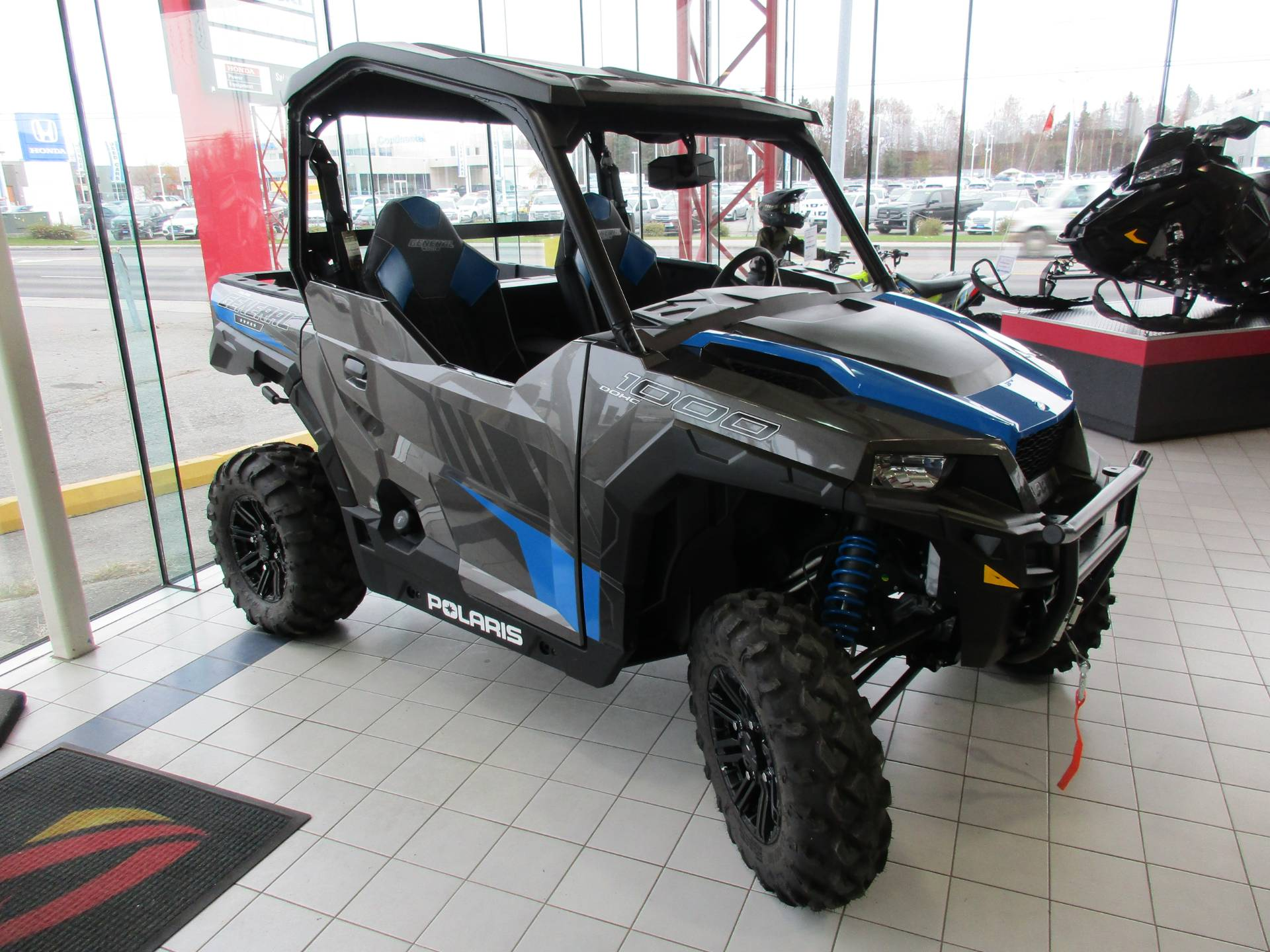 2019 Polaris General 1000 EPS Deluxe in Anchorage, Alaska - Photo 1