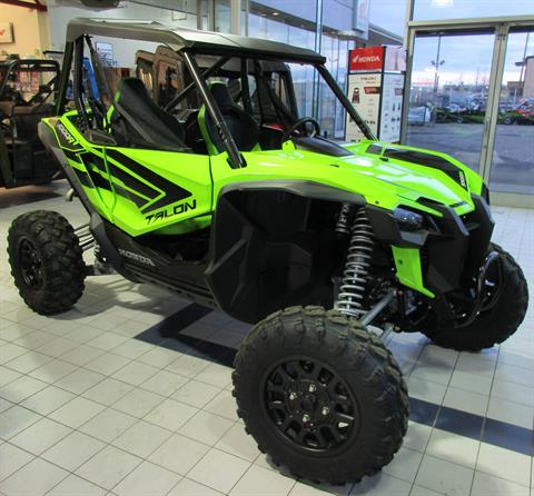 2020 Honda Talon 1000R in Anchorage, Alaska - Photo 1