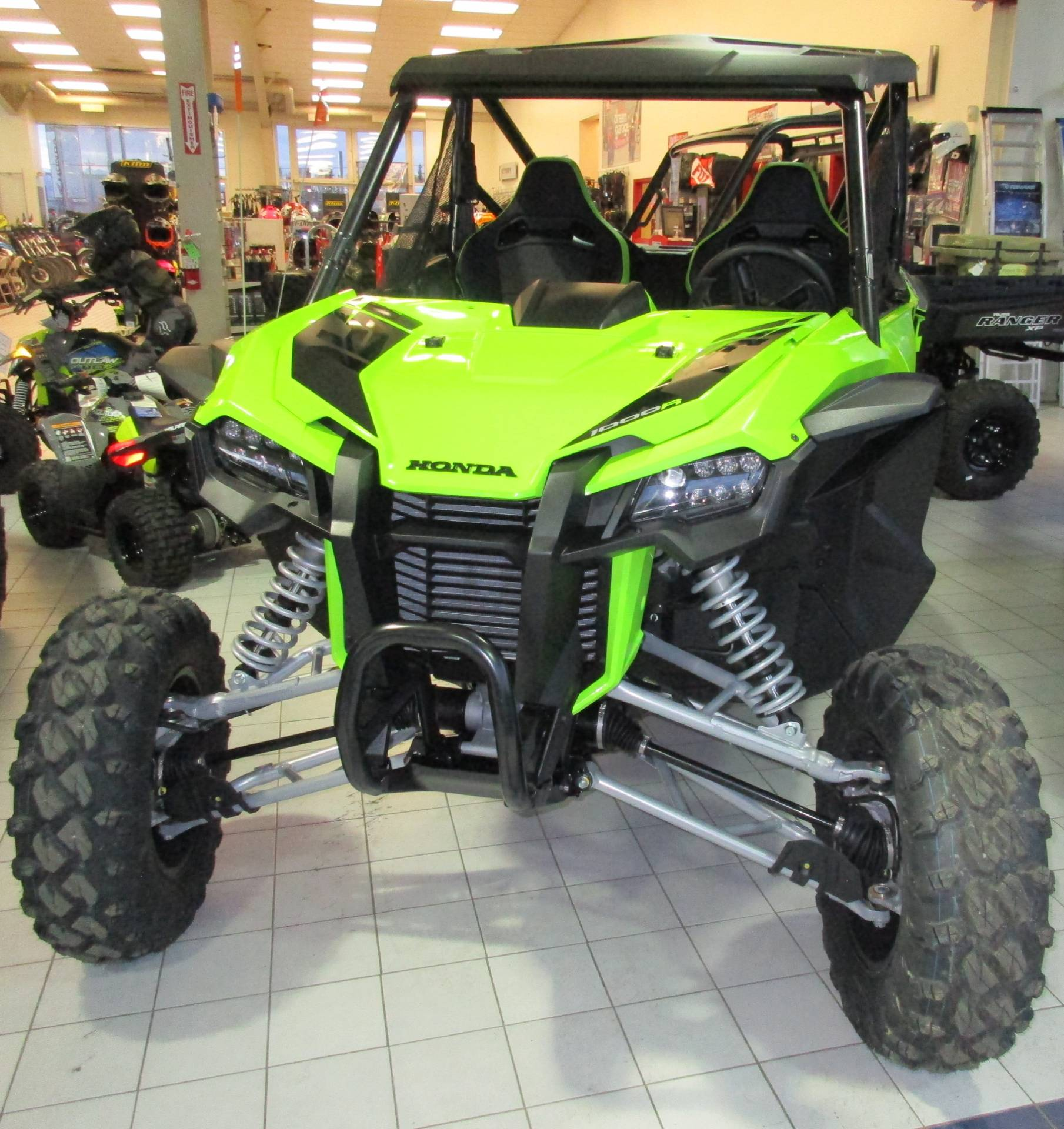 2020 Honda Talon 1000R in Anchorage, Alaska - Photo 3