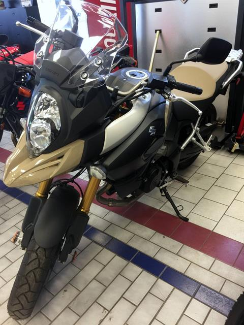 2014 Suzuki V-Strom 1000 ABS in Anchorage, Alaska