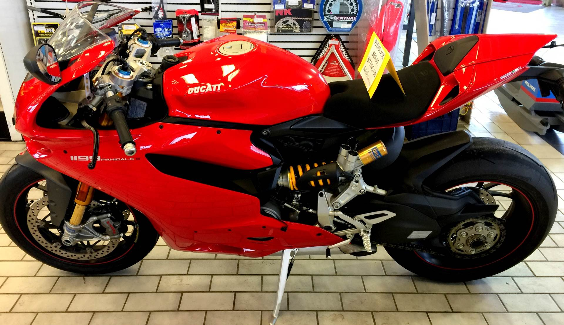 2012 1199 Panigale S