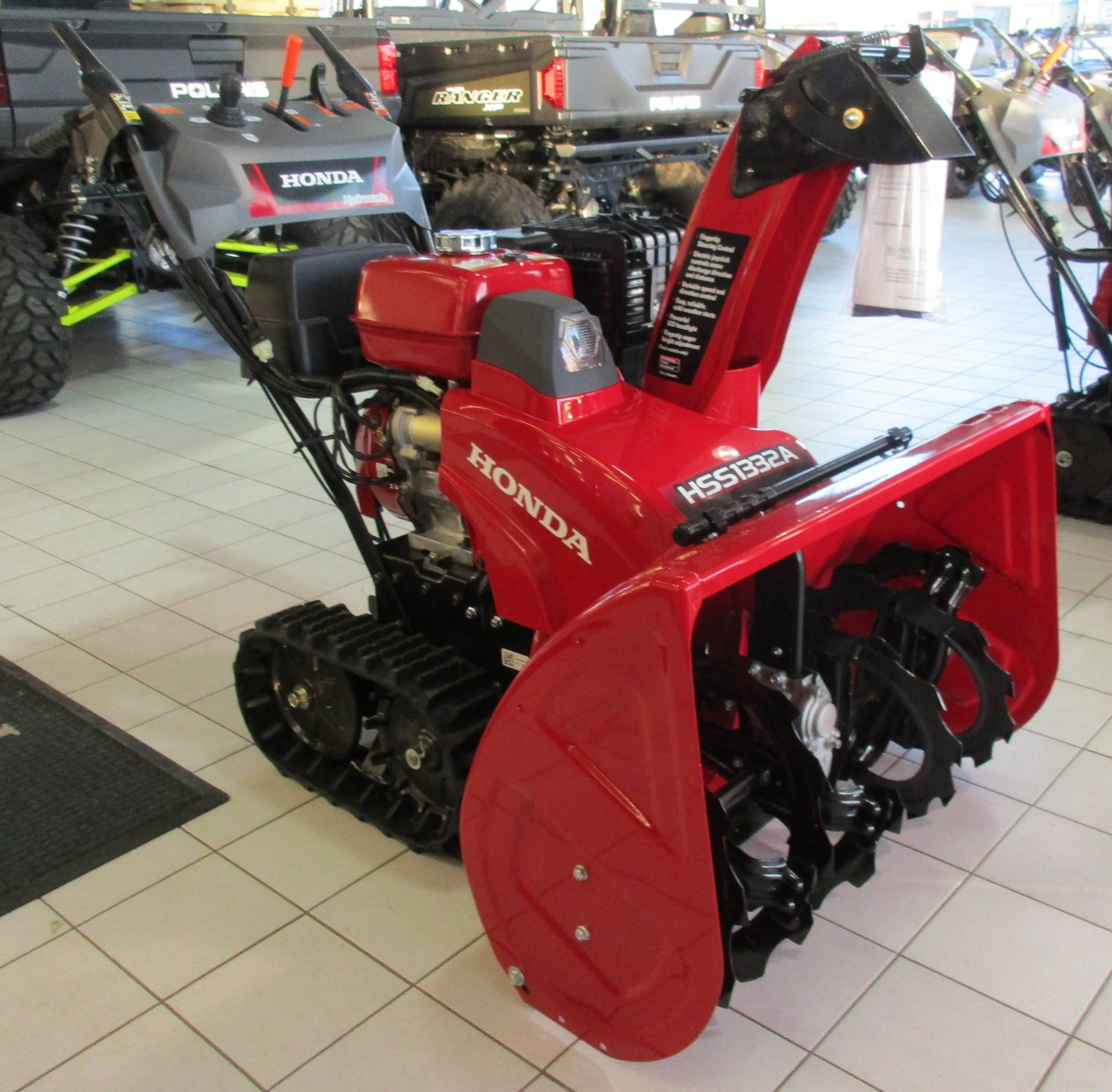 Honda Power Equipment HSS1332ATD in Anchorage, Alaska - Photo 1