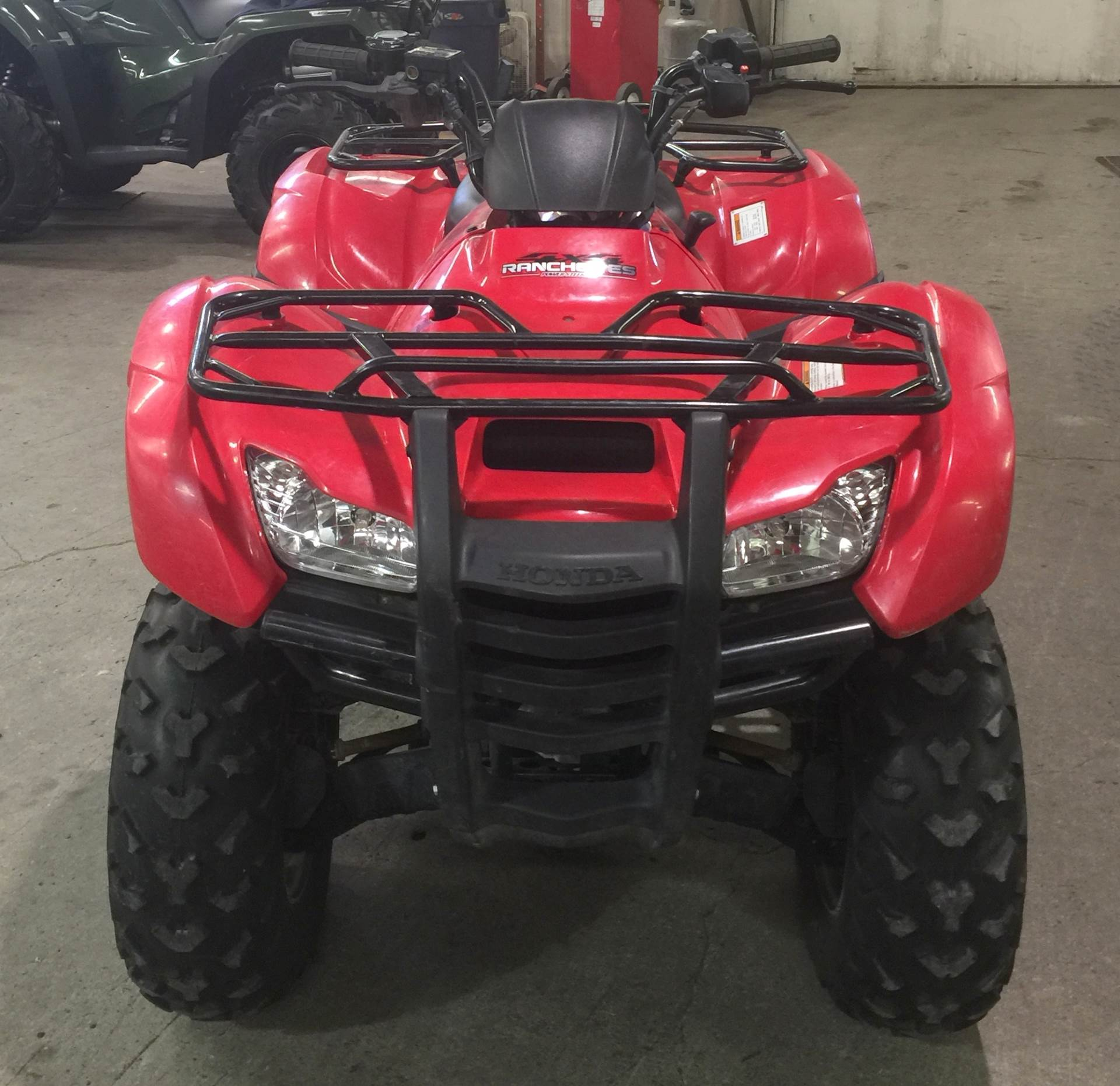 2010 FourTrax Rancher 4x4 ES with EPS