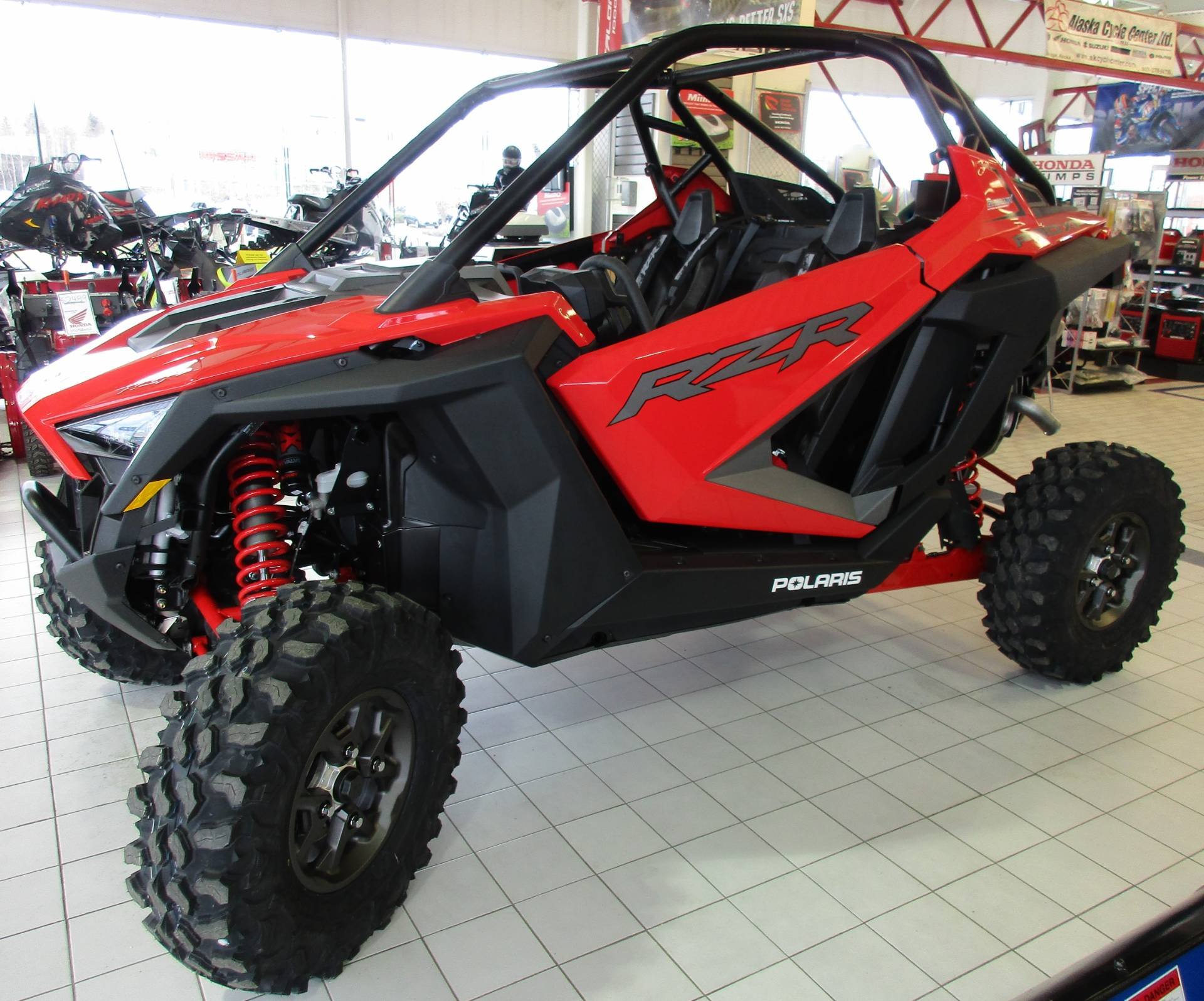 2020 Polaris RZR Pro XP Ultimate in Anchorage, Alaska - Photo 2