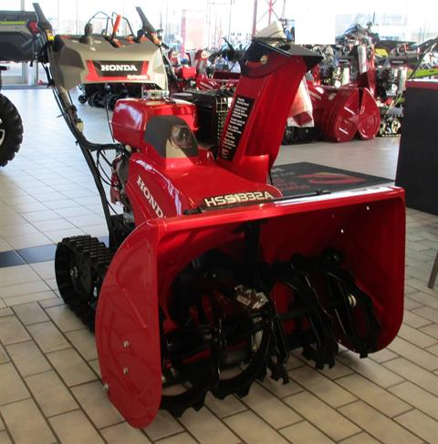 Honda Power Equipment HSS1332AT in Anchorage, Alaska - Photo 1