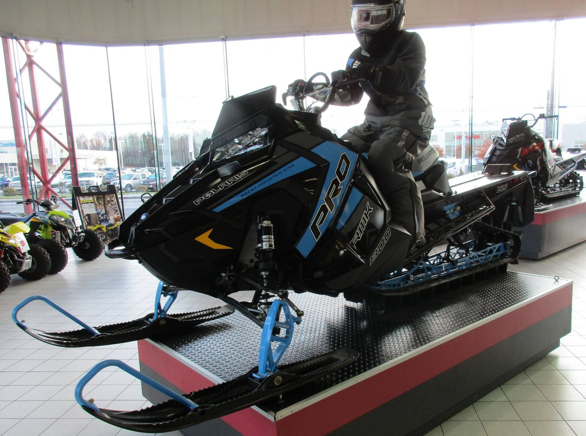 2019 Polaris 800 PRO-RMK 155 SnowCheck Select 3.0 in Anchorage, Alaska - Photo 2